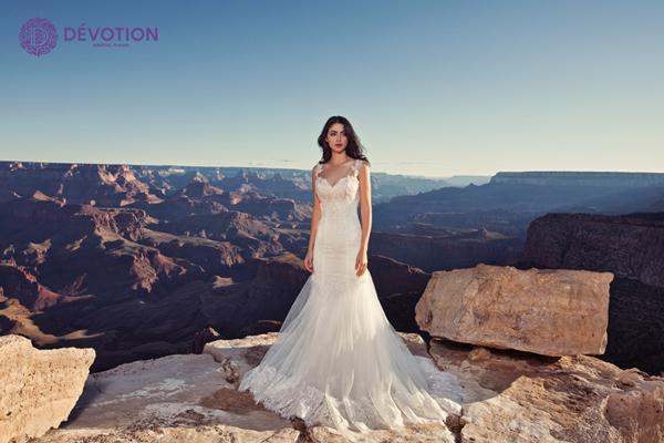 Wedding Dress Shopping Blues? Consider A Custom Dress with Devotion ...