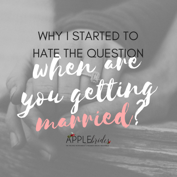 Being married hate I