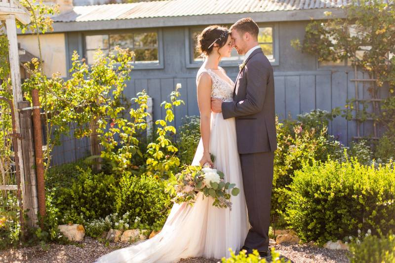 The Central Coast Is Full Of Ranch And Barn Wedding Venueost Brides Naturally Go For Rustic Elegant Look But Ashlee S Vision Was Summed Up In One