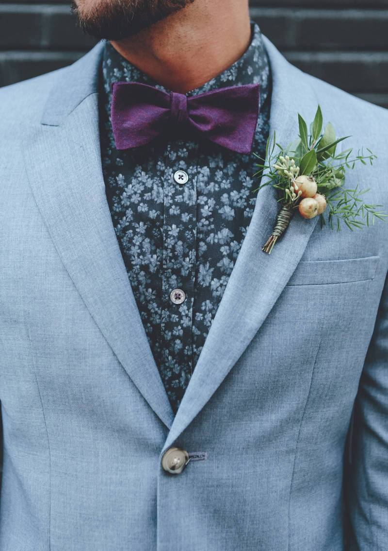 From Cool Blues to Flowers A Gents Guid Designed to Speak to his ...