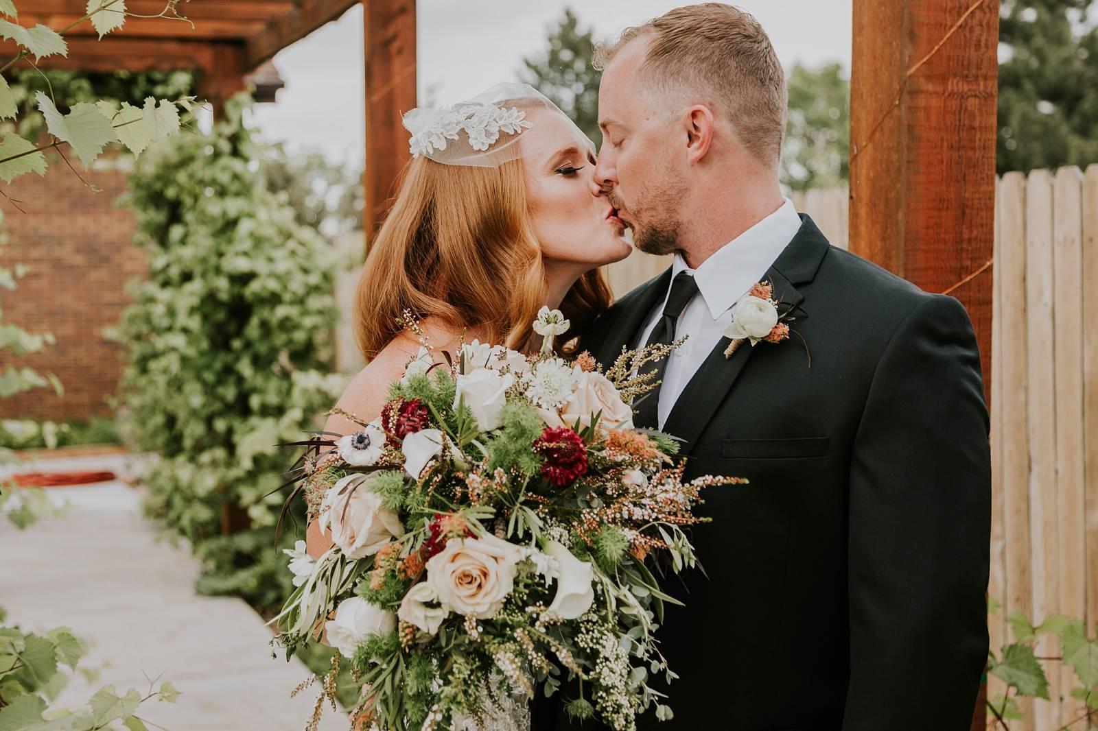 Wine Themed Wedding At Balistreri Vineyards Denver