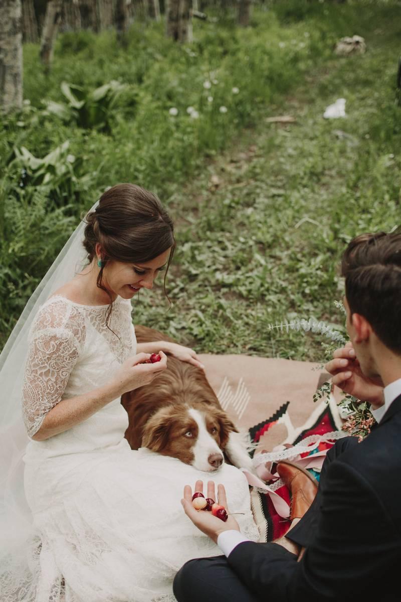 Schmid ranch wedding