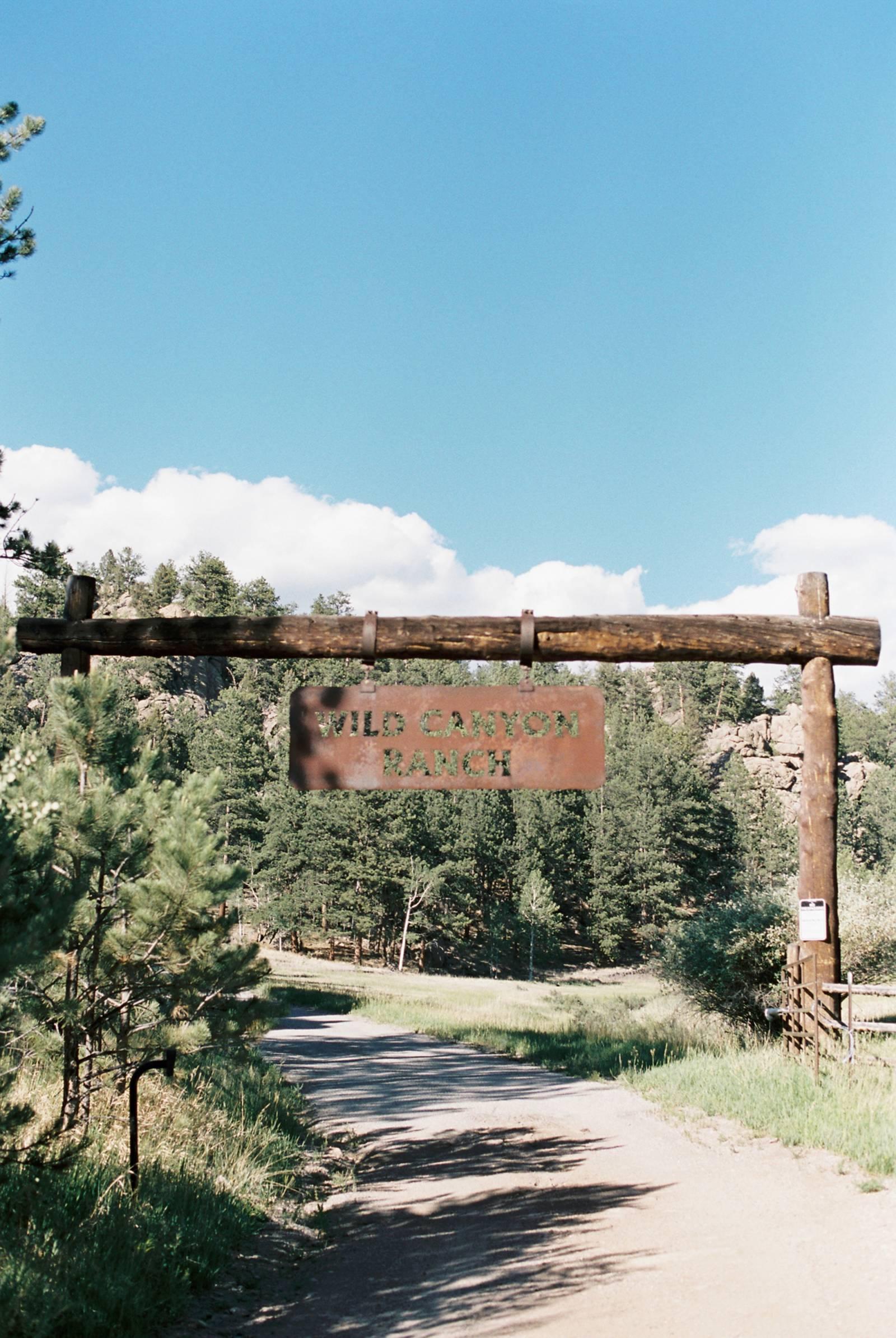 Outdoor Mountain Colorado Ranch Wedding | Lake George Real Wedding | Item 5