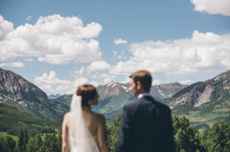 Crested butte wedding chris katie for Uley s cabin crested butte wedding