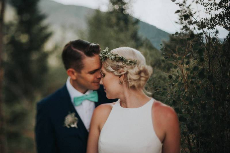 8a504f61c1f Santa Fe Botanical Garden Wedding