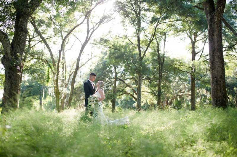 Vintage Garden Wedding At Harmony Gardens - Brianna And Thomas ...