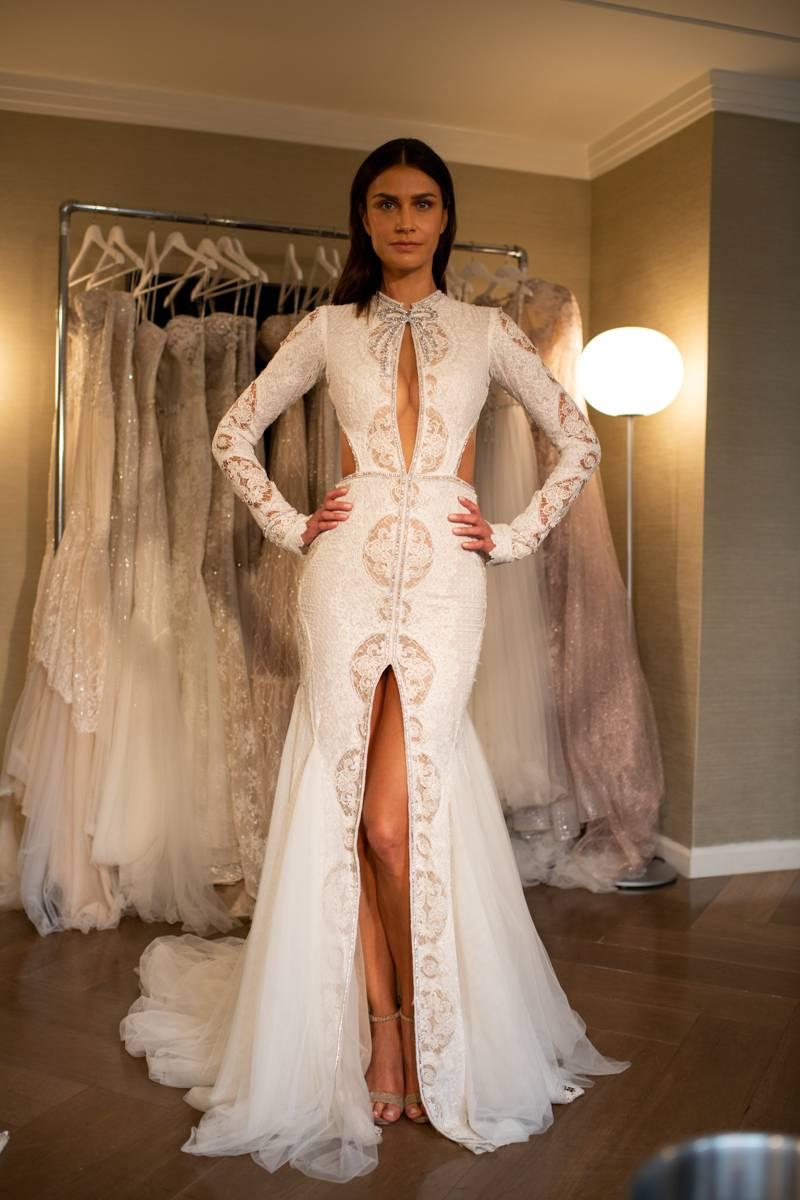 New York Bridal Fashion Week Fall 2018 Bridal Fashion Gallery
