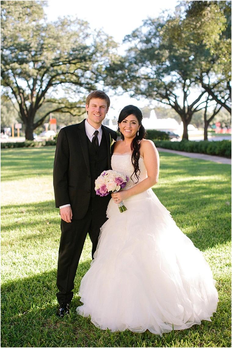 Zaza houston wedding