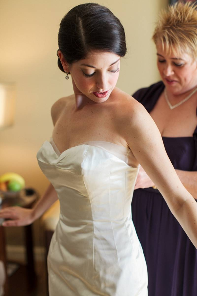 Classic Houston Garden Wedding By Nancy Aidee Houston Real Wedding