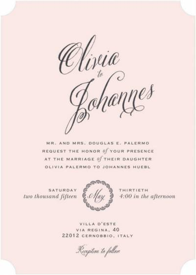 With Many Recent Star Studded Engagements Wedding Paper Divas Experts Handpicked Some Invitation Designs As A Preview Of What They Expect