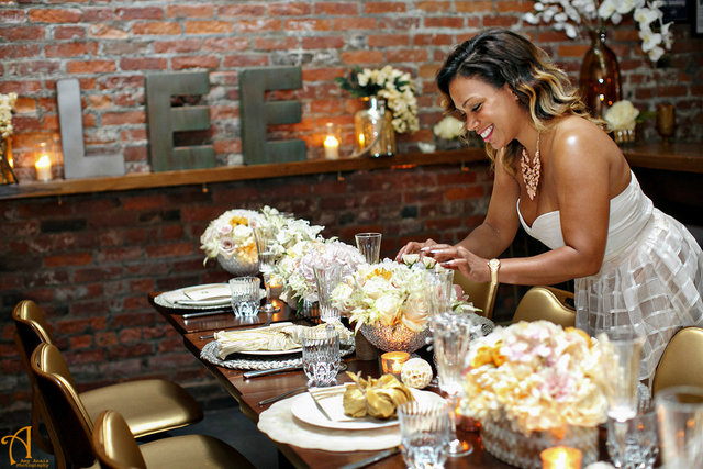 bridal shower location rosette nyc