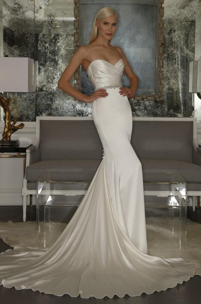 Designer Spotlight: Romona Keveza Bridal Collections - Fall 2015 ...