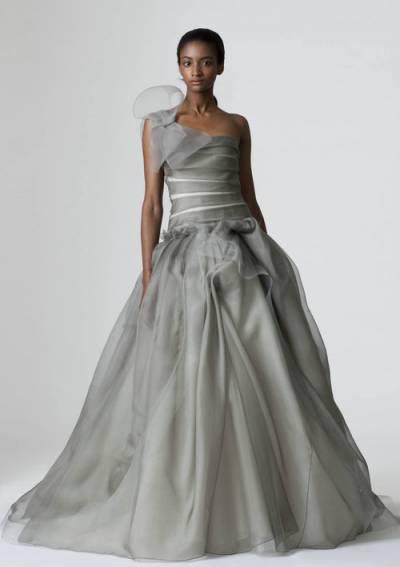 Wedding Style: Alternative Wedding Gowns For Daring Brides ...