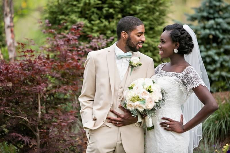 Real Weddings Connecticut Nancy Amp Silas Blackbride Com
