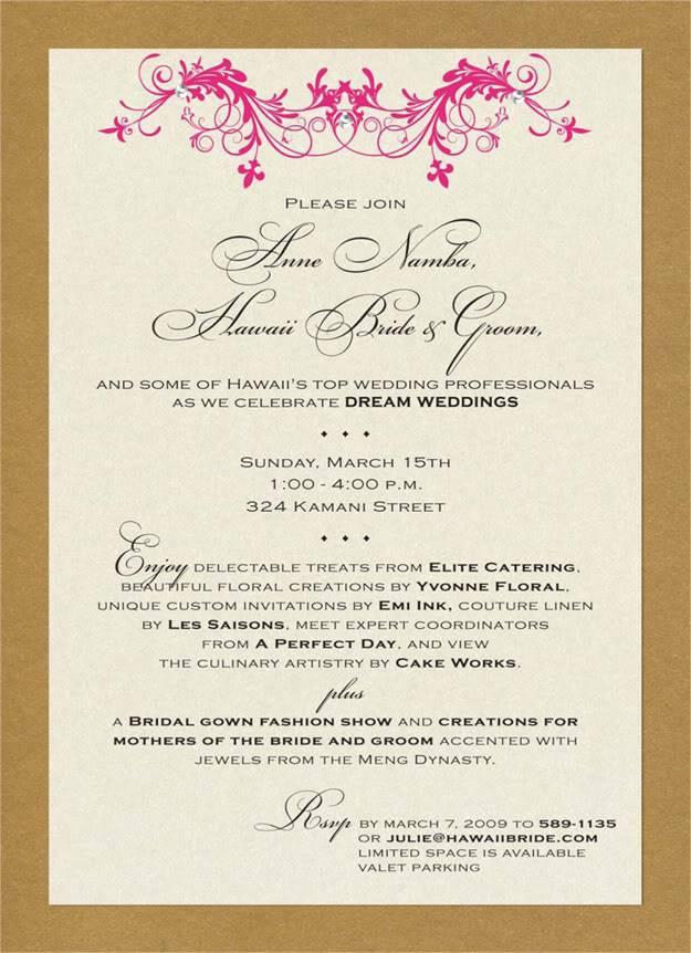 Dream Weddings Event On 3 15