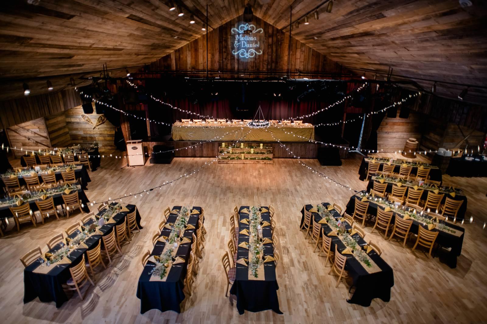 Cornerstone Canmore Wedding Venue Canmore