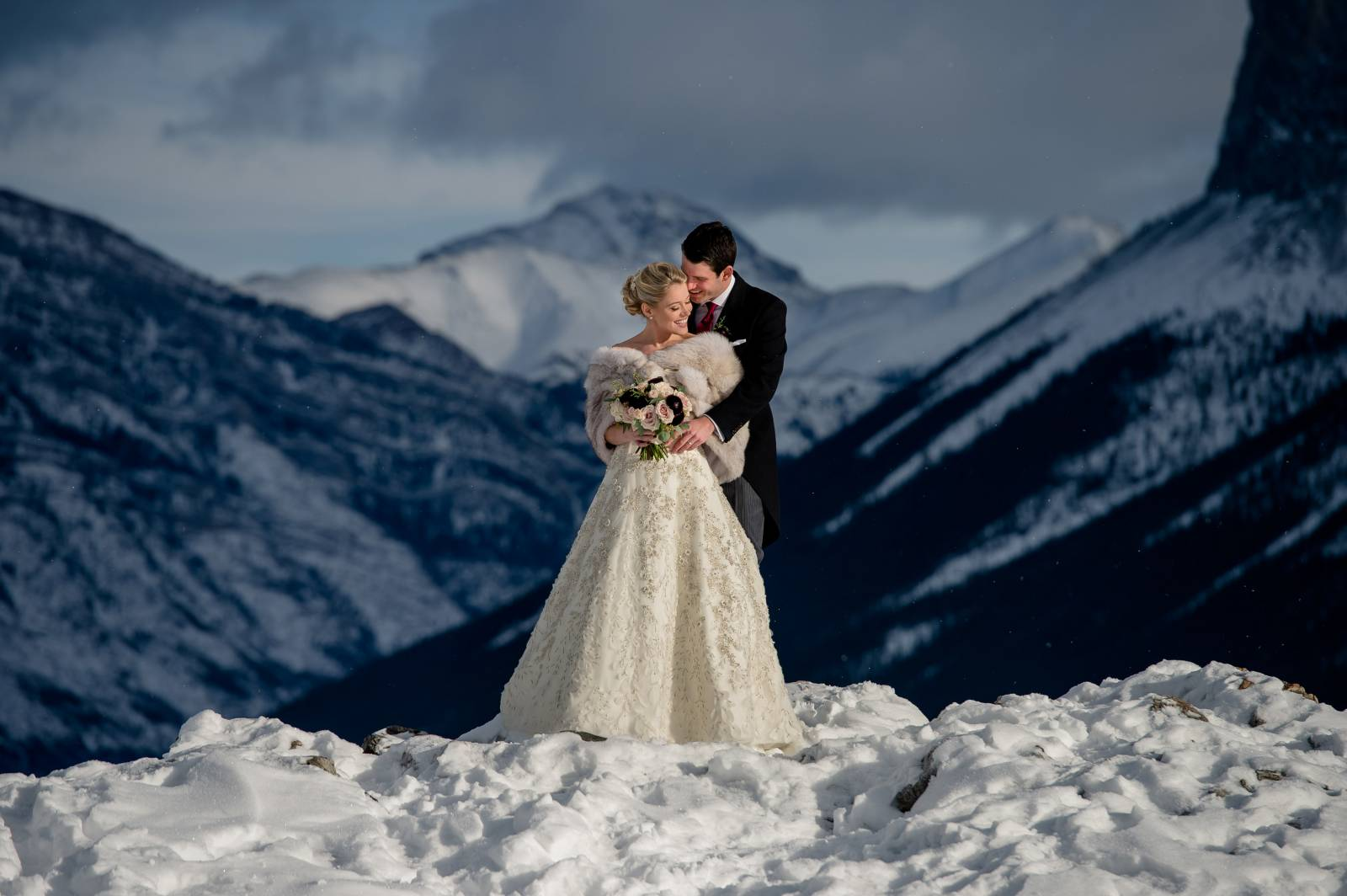 Places To Get Married In Banff