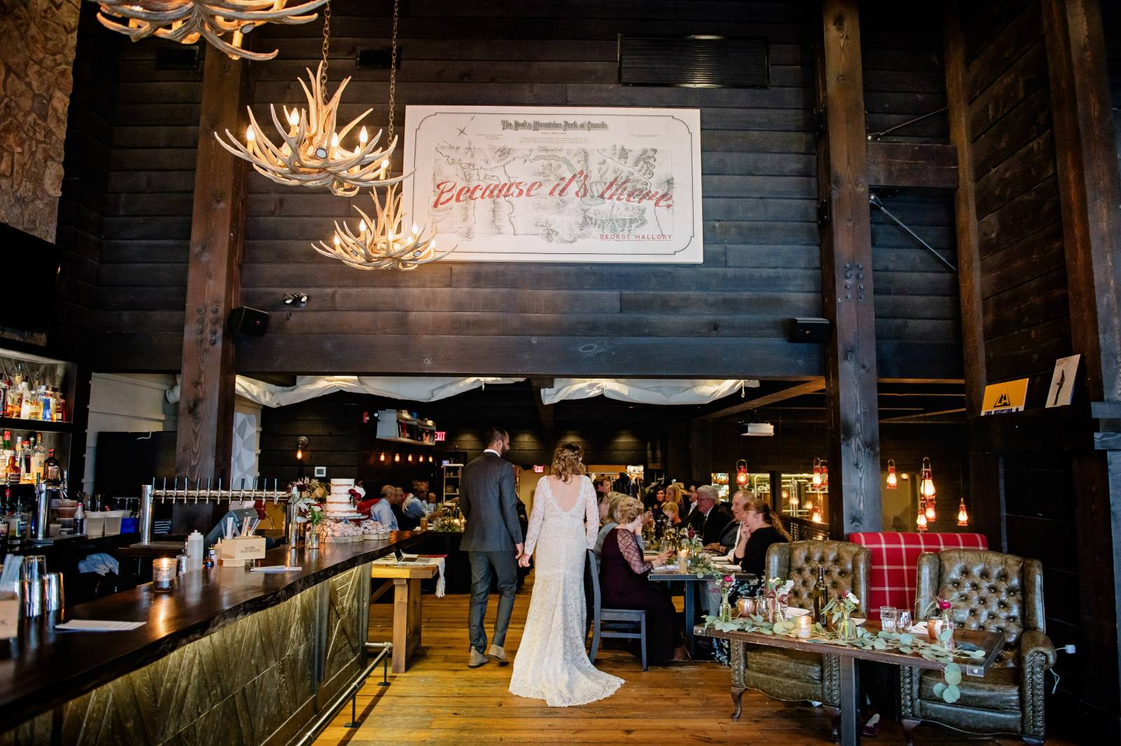 Park Distillery Banff Wedding Venue