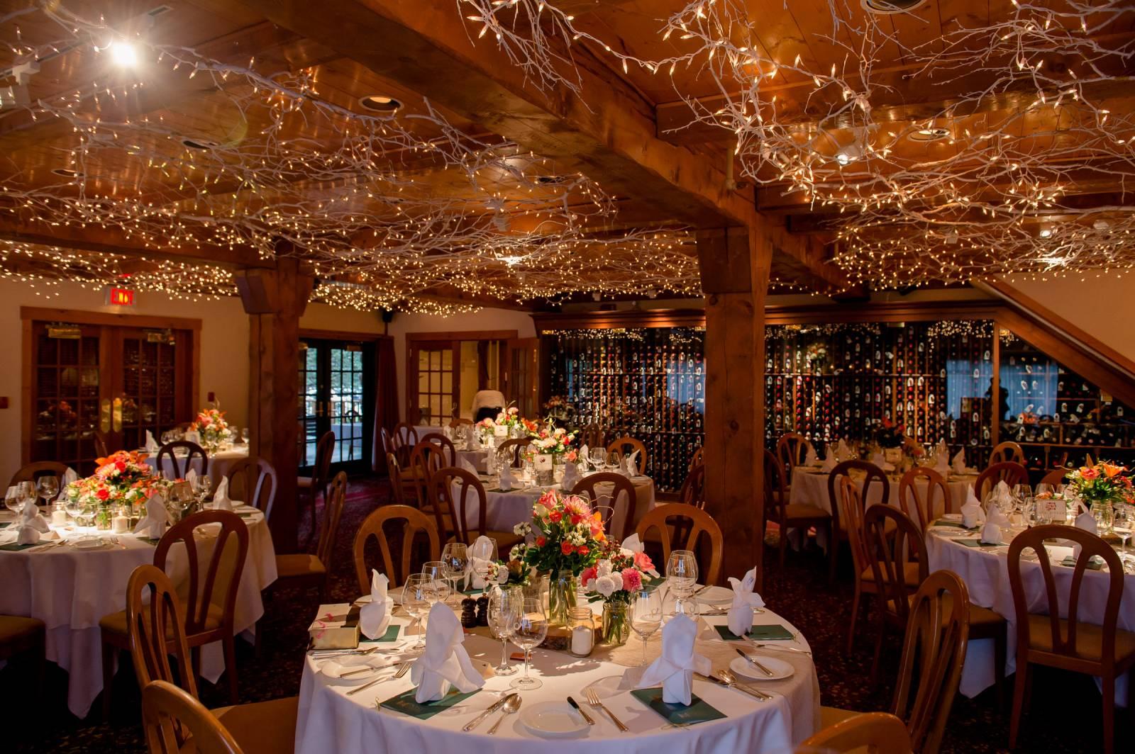The Post Hotel Lake Louise Wedding Venue