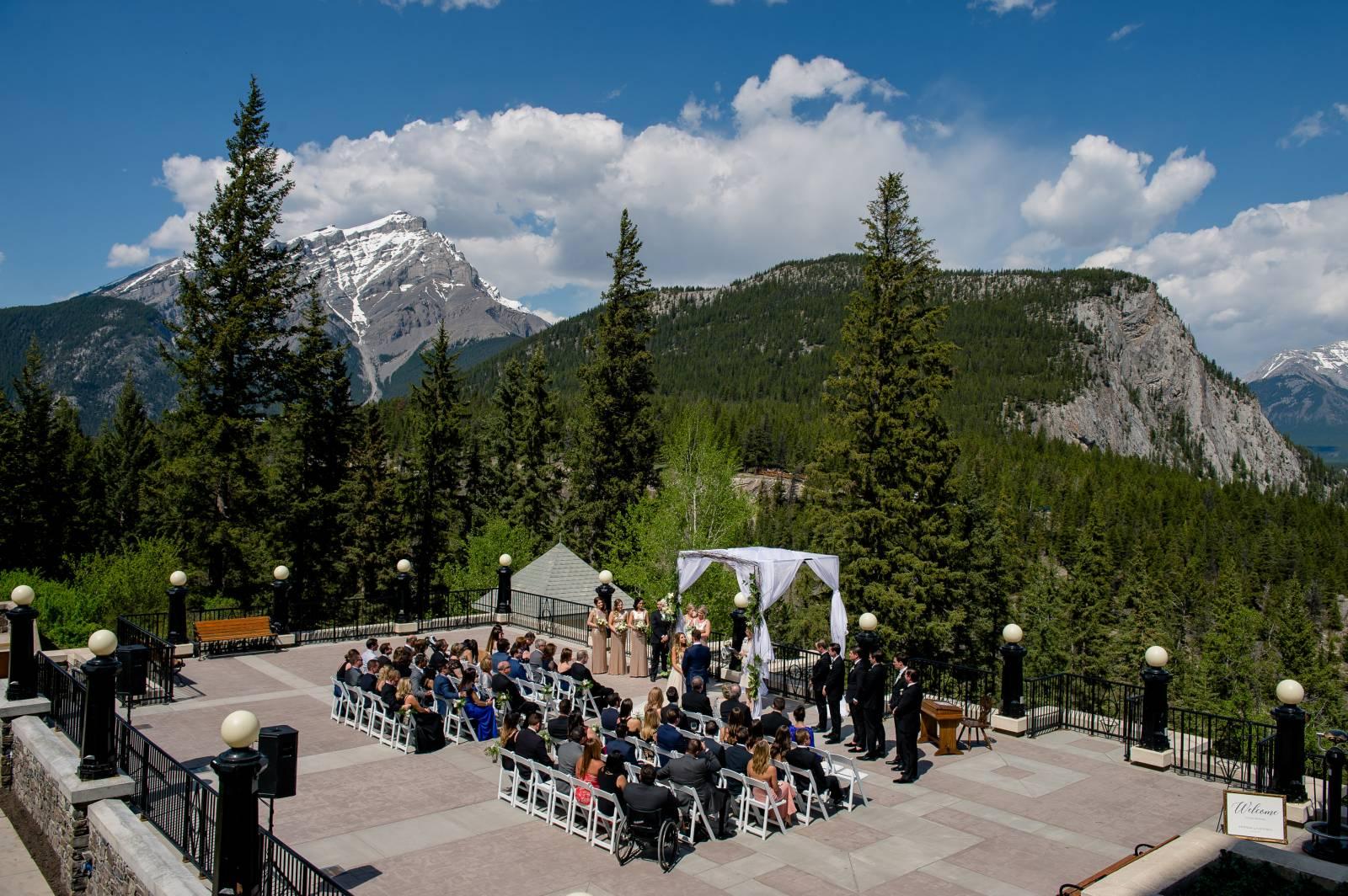 Fairmont Banff Springs Wedding Venue Weddings At The Castle In Rockies Item 5