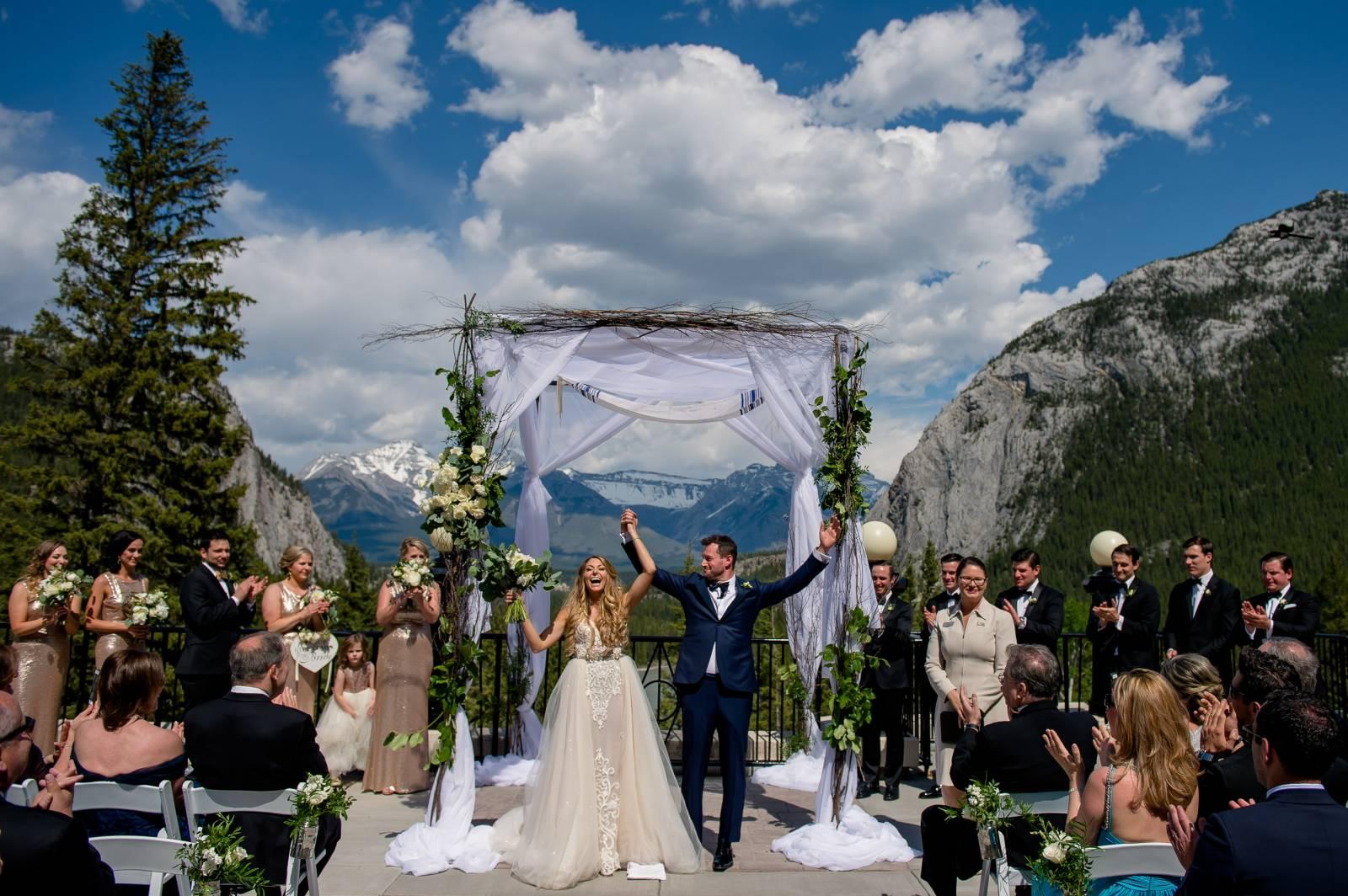 Fairmont Banff Springs Wedding Venue Weddings At The Castle In Rockies Item 6
