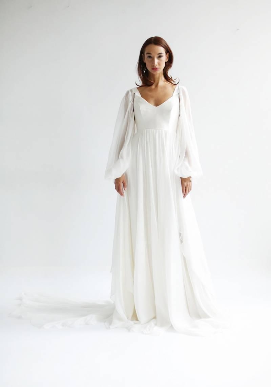 10 of the Most Romantic Wedding Gowns | Banff Wedding Idea | Item 7