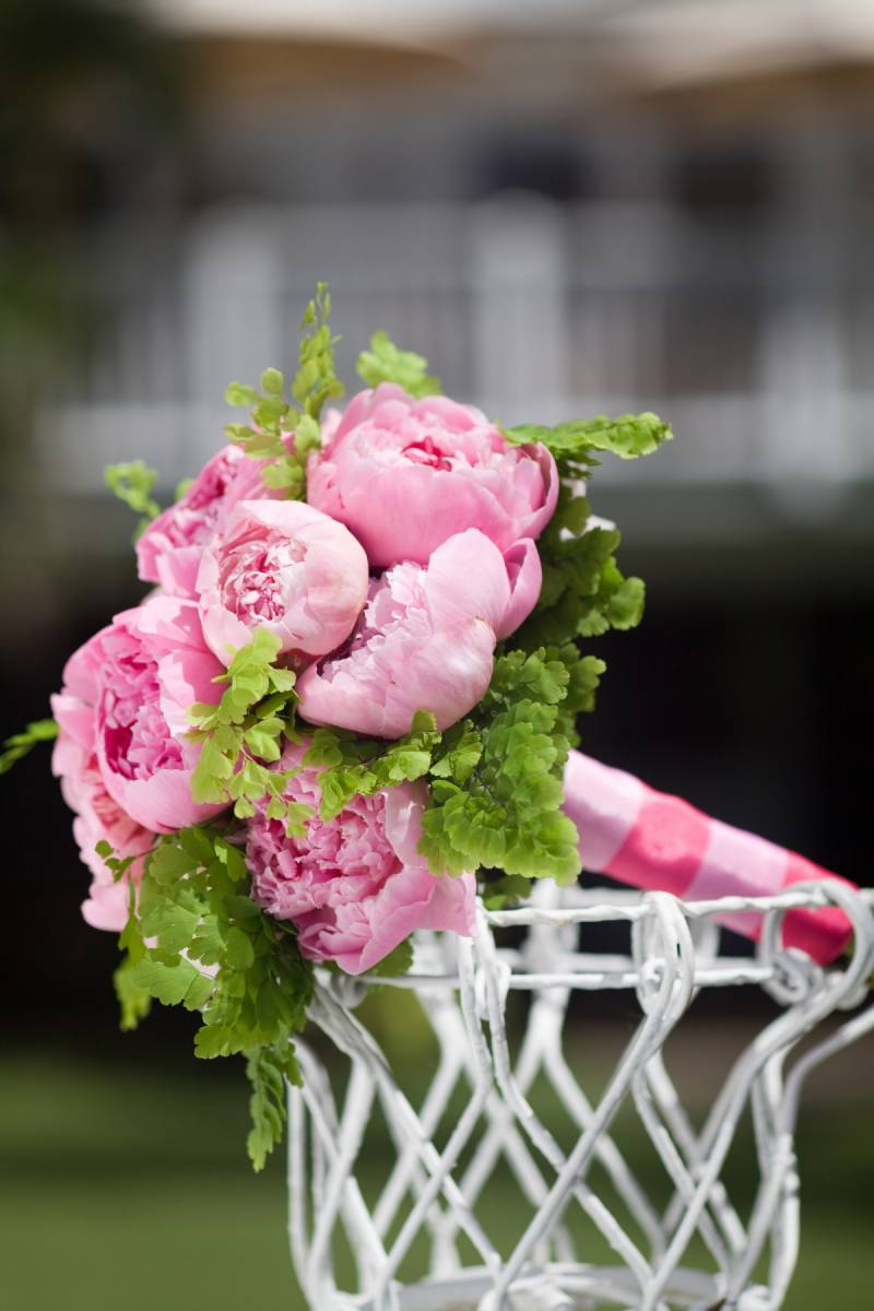 8 Peony Wedding Bouquets We Adore | Hawaii