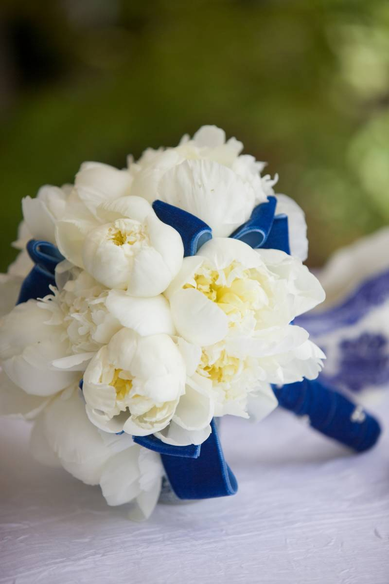 8 Peony Wedding Bouquets We Adore Hawaii