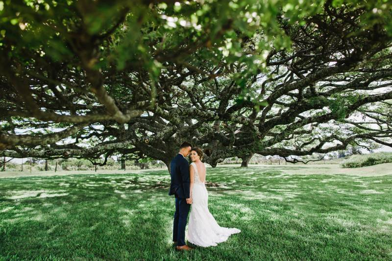 Maui Country Wedding