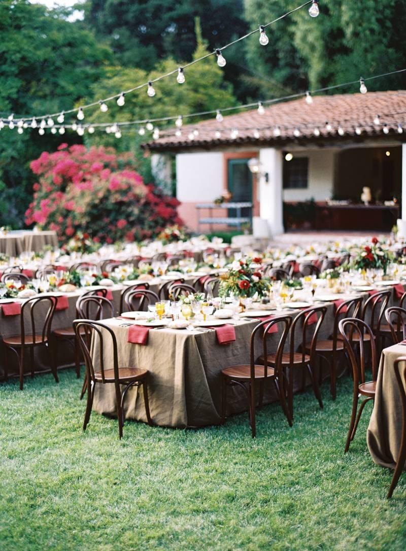 6 Romantic California Hawaii Ranch Weddings California Wedding