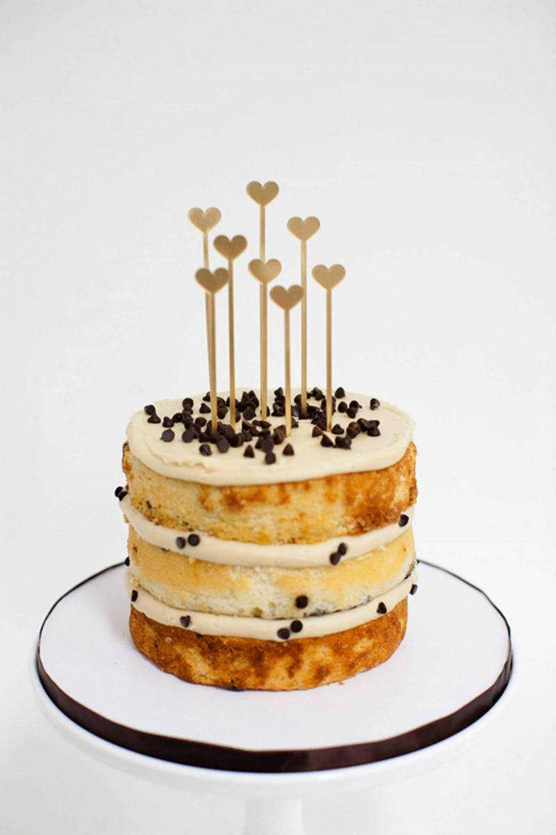 Modern Cake Toppers By Sweet Saucy Shop Los Angeles