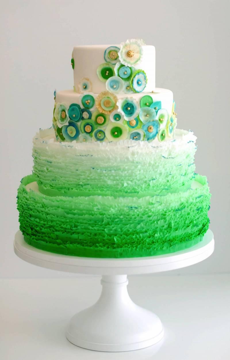 Kate Spade Ruffle Cake Bridesmaid Gifts United States