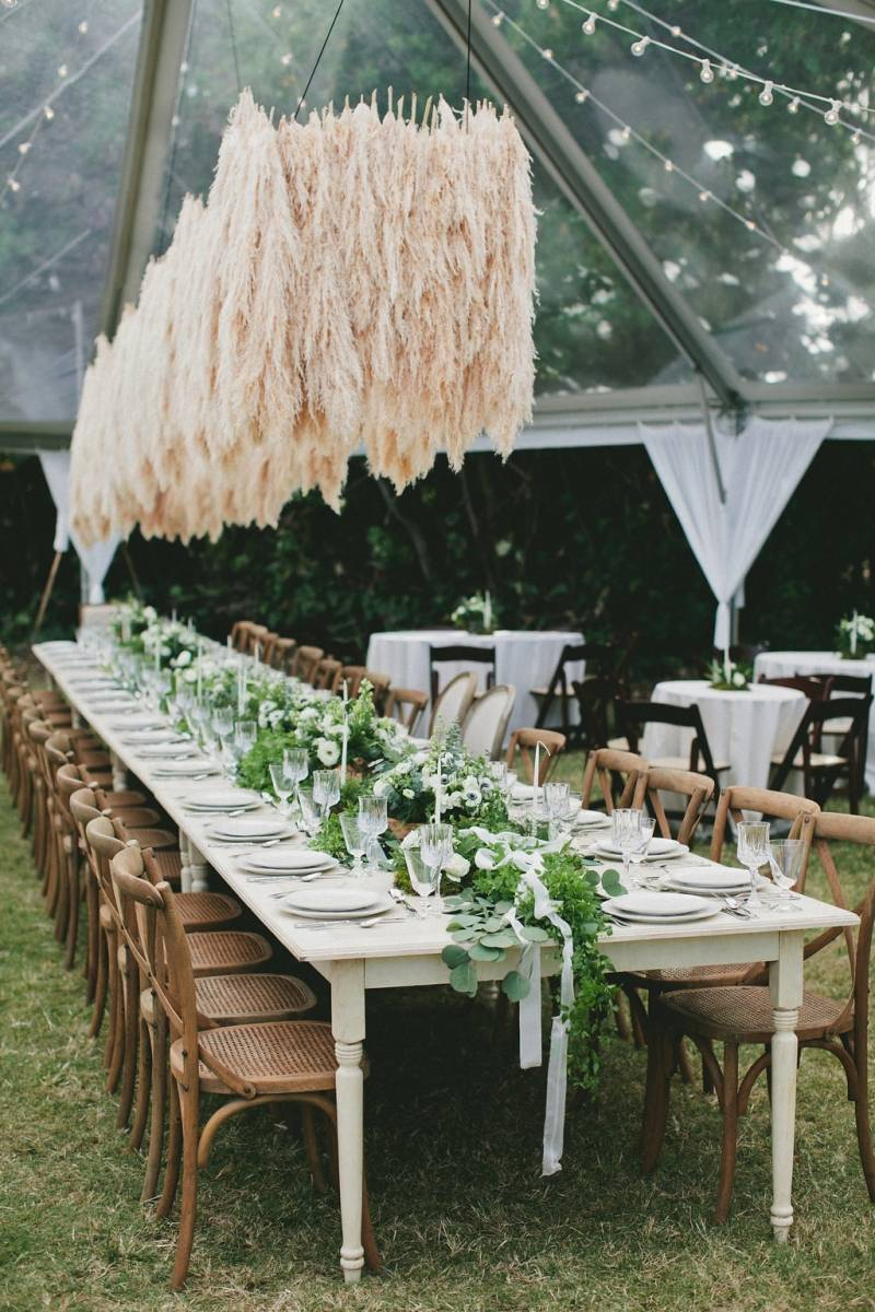 10 Of Our Favorite Floral Installations Hawaii Wedding
