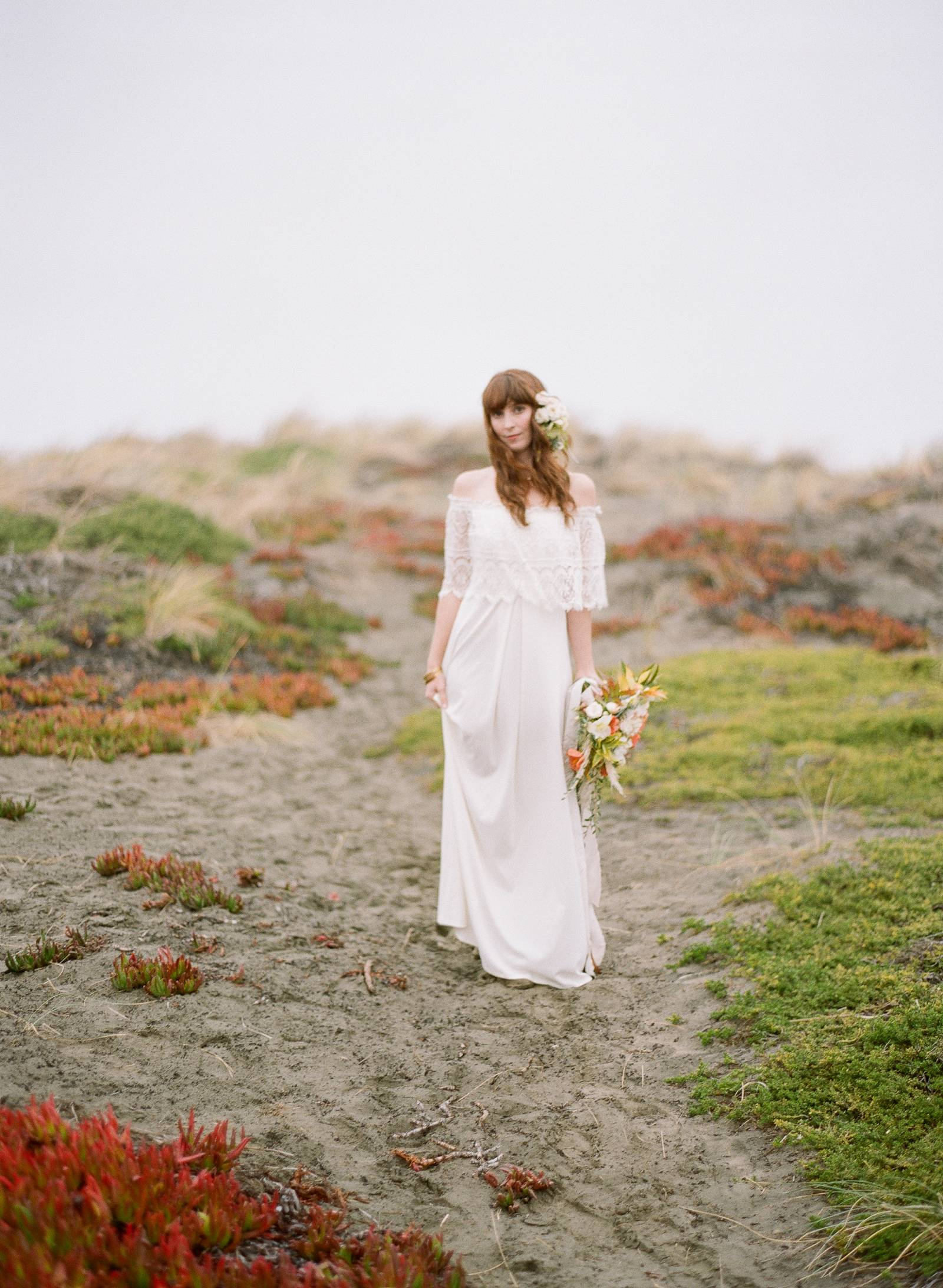 Romantic San Francisco Wedding Inspiration