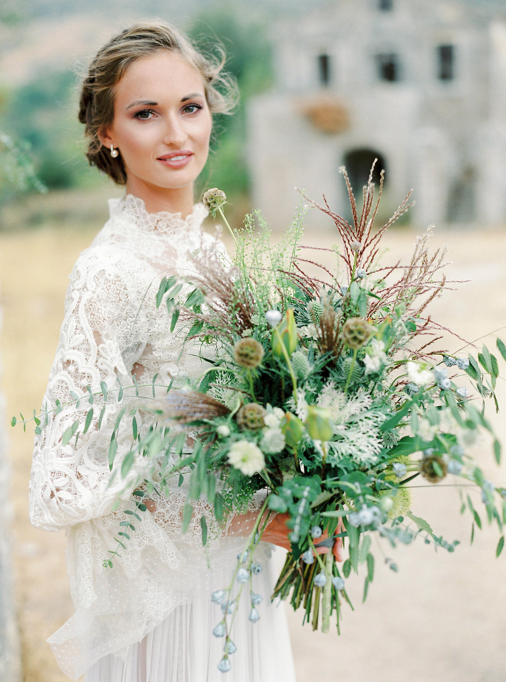 Greek destination wedding inspiration