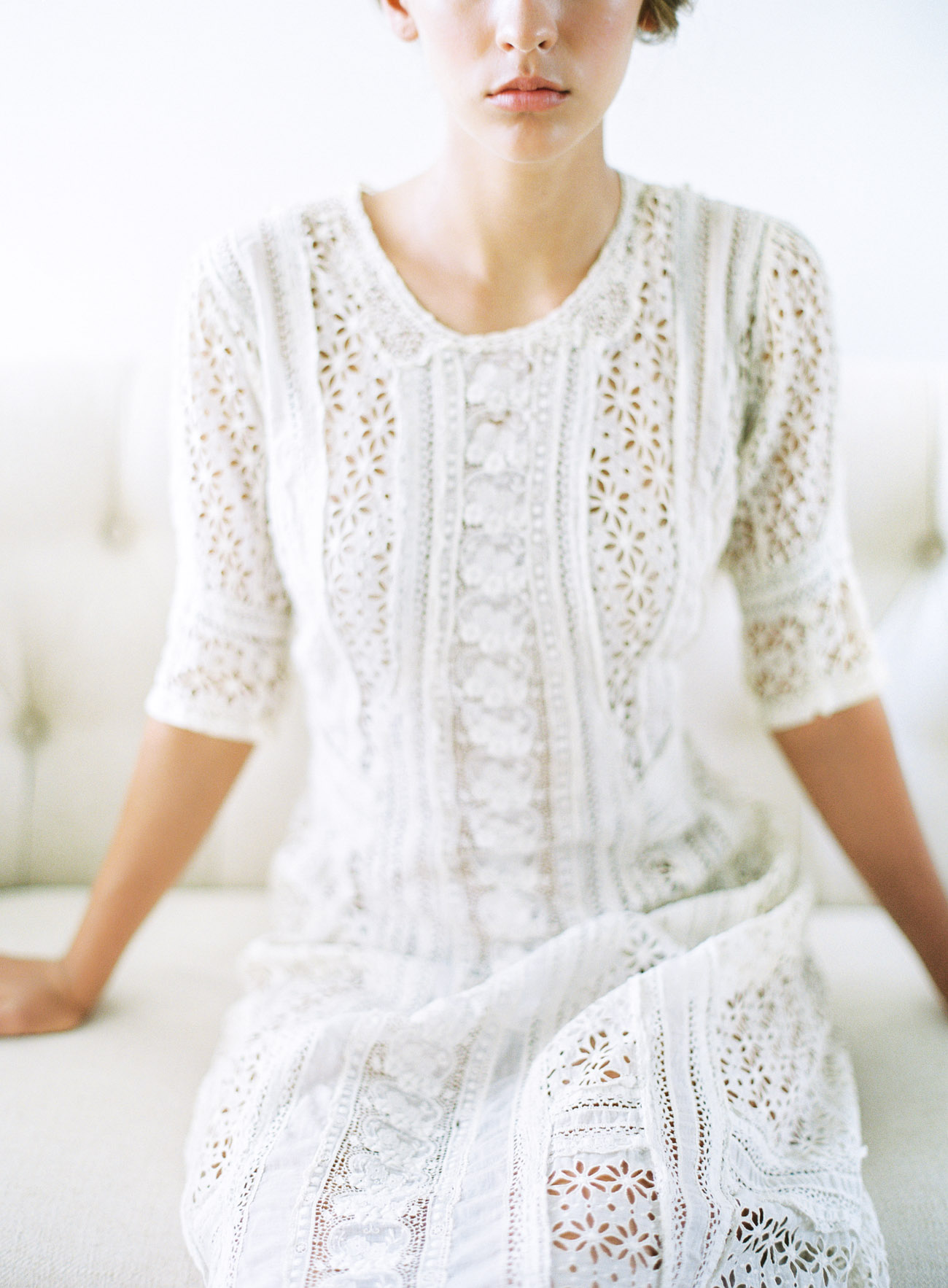 Old World European Lace Bridal Inspiration