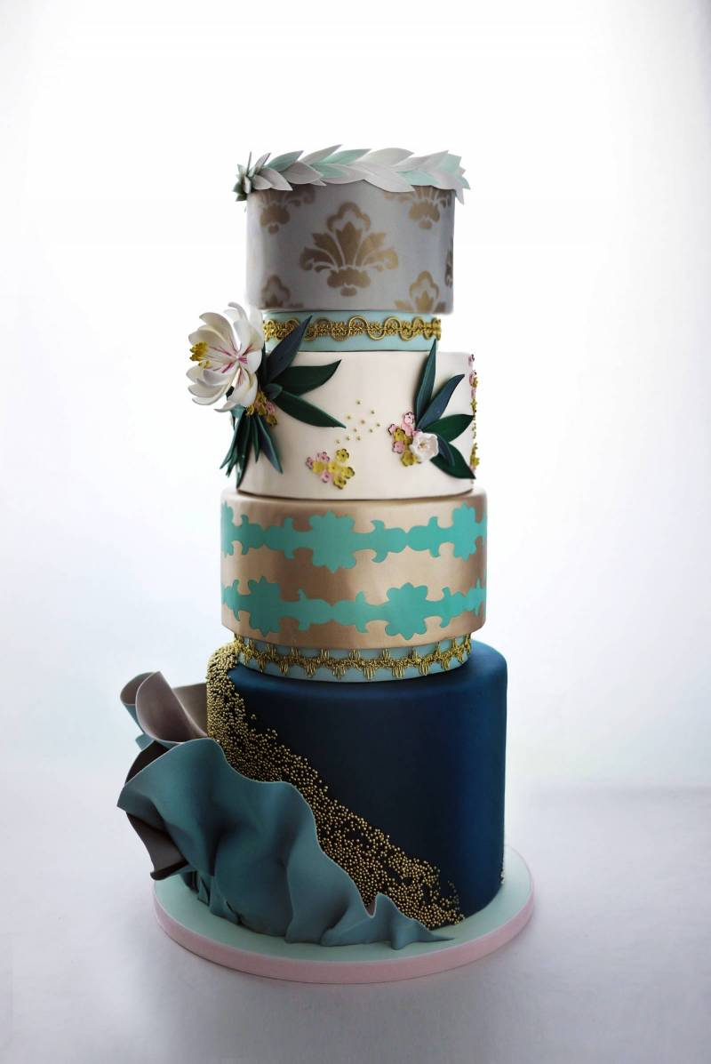 a wedding cake weighed 8 kg deco wedding cakes los angeles wedding inspiration 10982