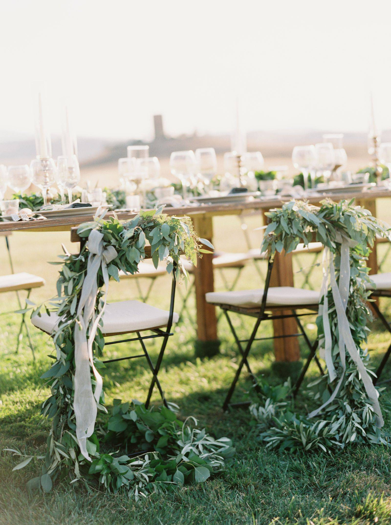 simple, rustic Italian wedding