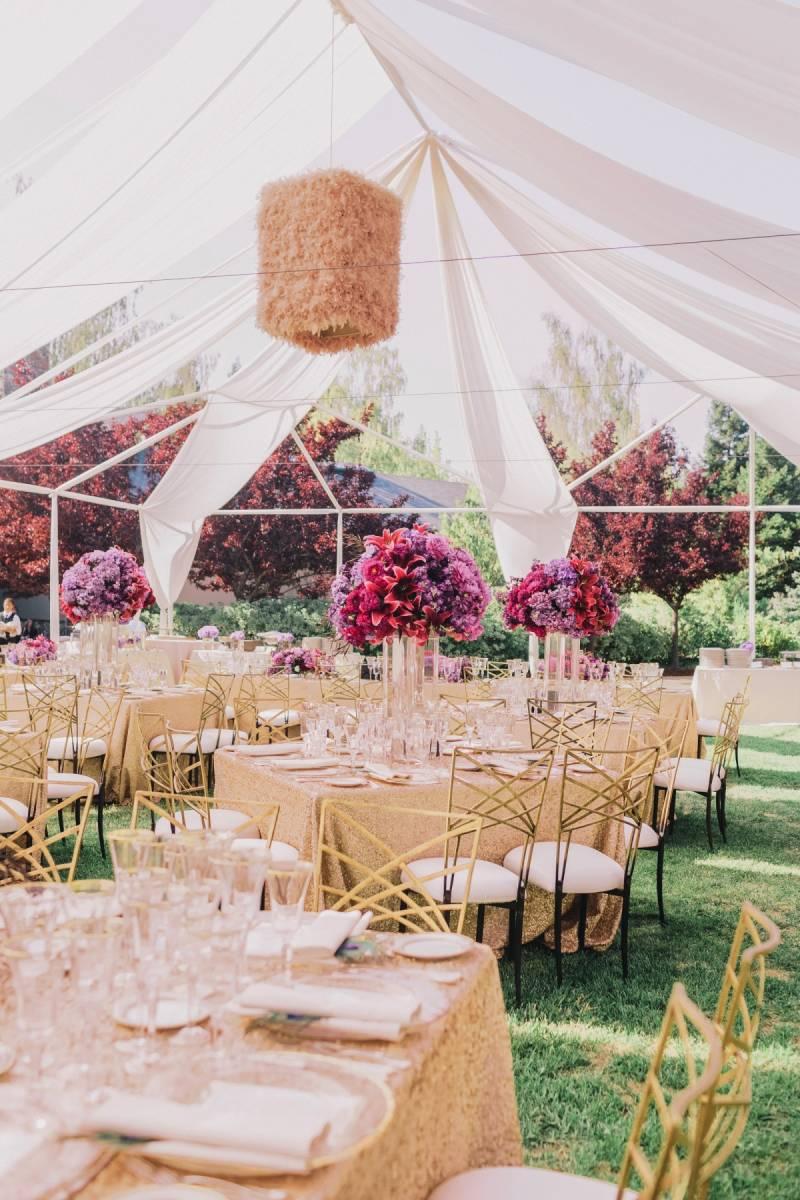 art deco revival california wedding california real wedding
