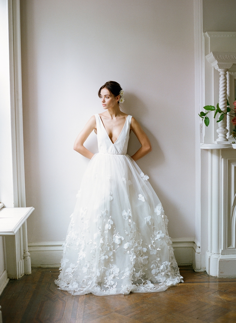 Alexandra grecco bridal collection at magnolia white for Wedding dresses in honolulu