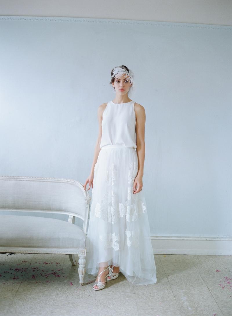 Alexandra Grecco Bridal Collection at Magnolia White   Honolulu Wedding