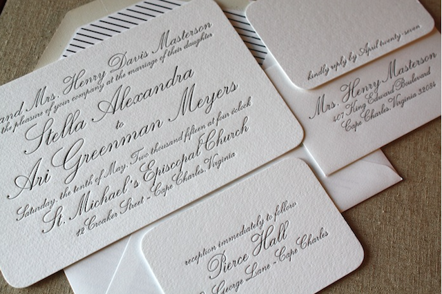 wedding invitation formalities from nashville invitation designer