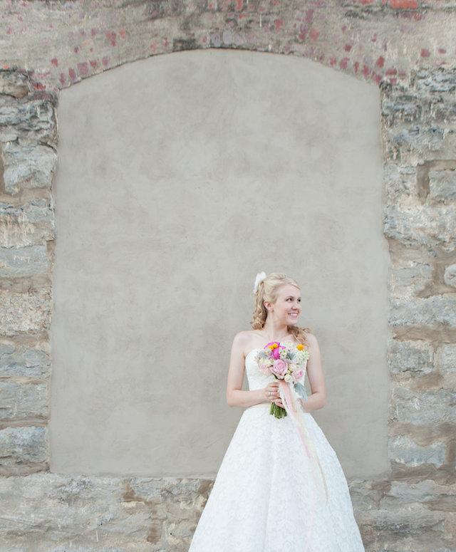 Houston Wedding Showcase: Ginna Claire & Eric Get Married At Houston Station