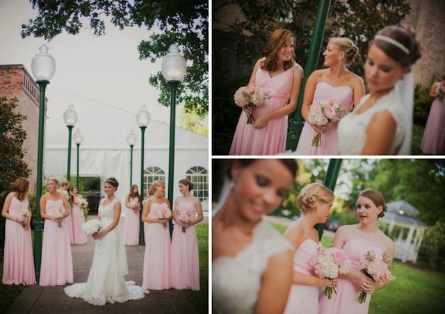 Wedding Dresses Murfreesboro Tn 3 Luxury pink classic nashville wedding