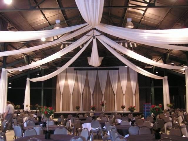 Wedding Ceiling Decorations 4 Luxury wedding draping nashville draping
