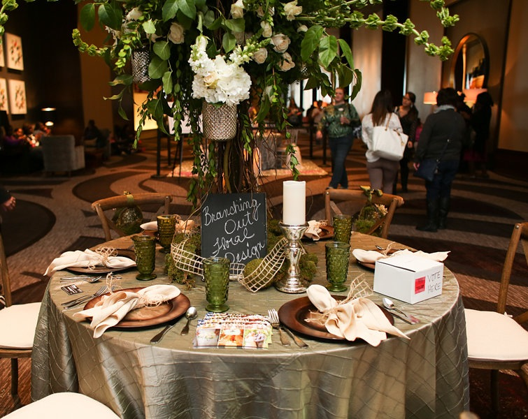 Wonderful Reception Table Designs From The Perfect Wedding Guide
