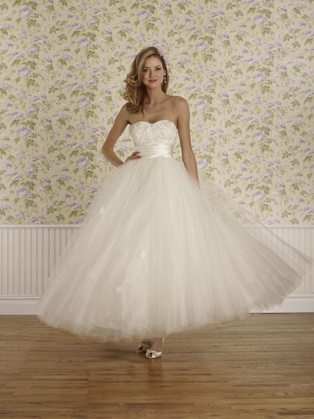 Modern Tea Length Wedding Dress 8 Ideal steven Birnbaum modern cosmopolitan