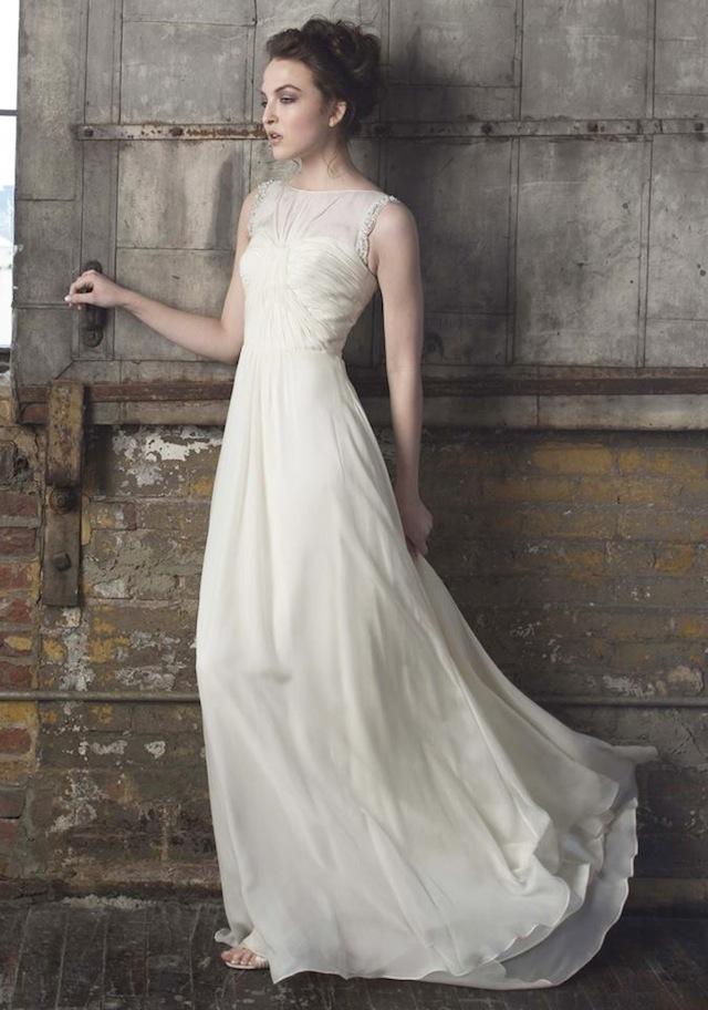 Wedding Gown Trunk Shows 38 Elegant Kelly Faetanini designer bridal