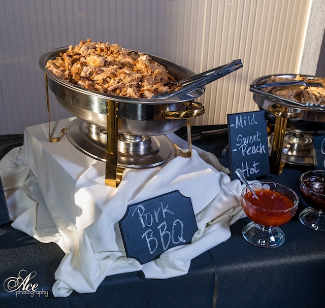 Wedding Food Buffet Menus: Mac & Cheese, Bbq And Sweet Tea: You Can't Go Wrong With A