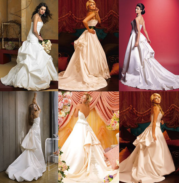 Before You Purchase Your Gown Even Start Thinking About Bustling And Think Wedding Reception Trains Are Beautiful